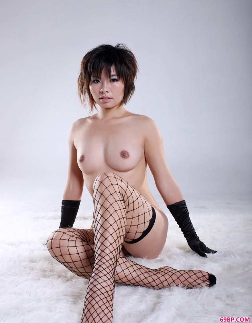 棚拍晓灵丝袜纯真人体2