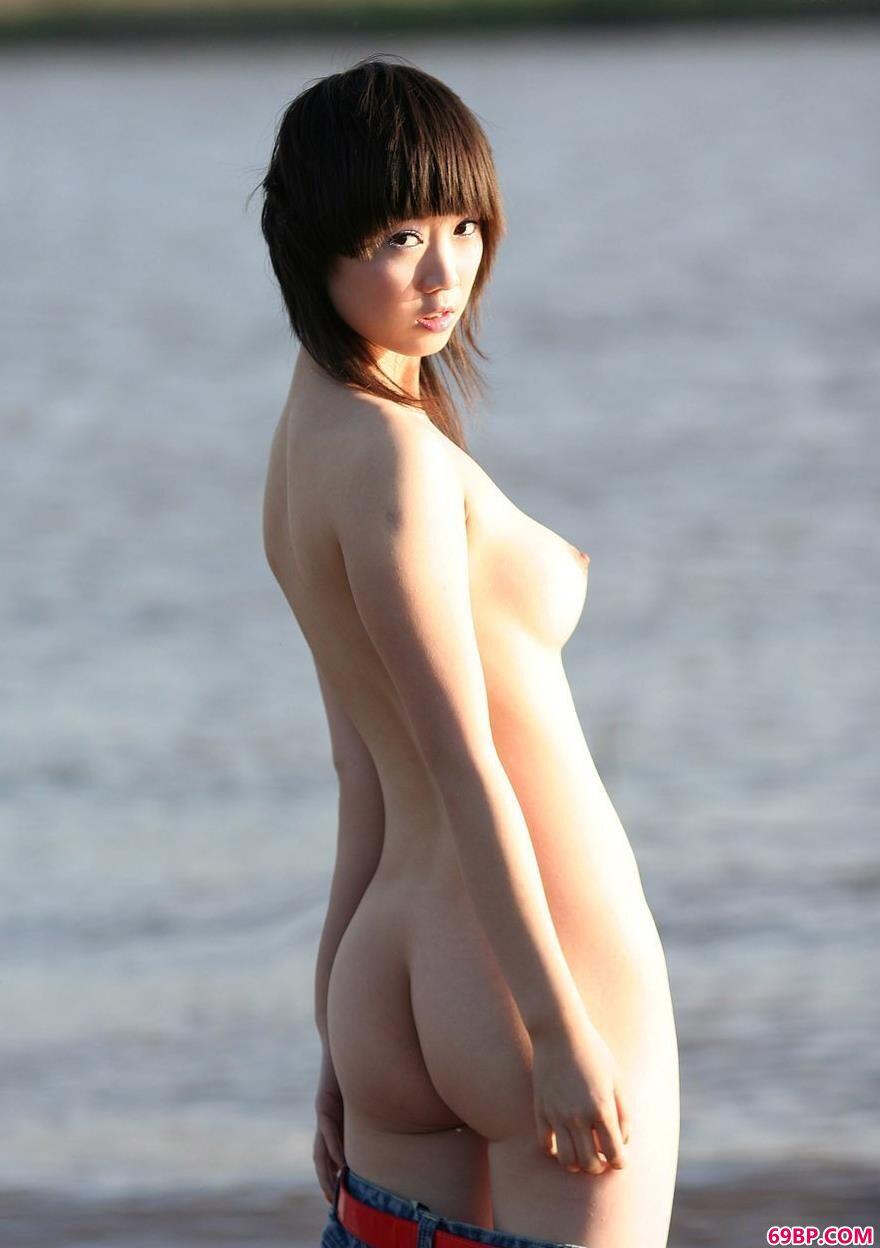 张筱雨―《阳光》人体图片专辑5