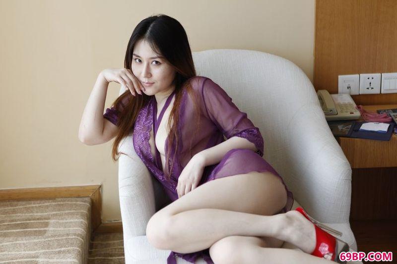 嫩模晓婕(杨陈婕)人体作品